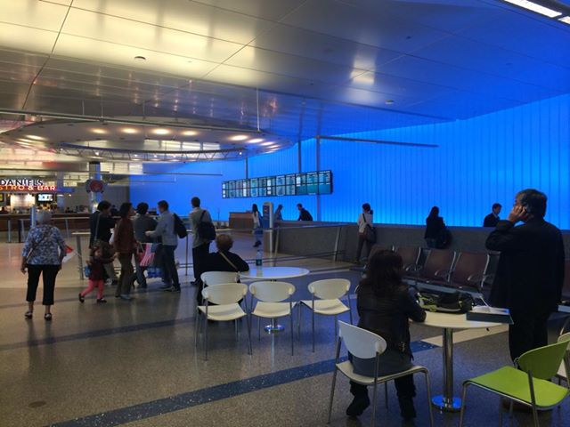 LAX、ロサンゼルス国際空港